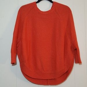 Guinevere Anthro Sweeping Stitches sweater XS